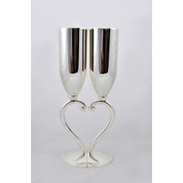 Glass for champagne 2pcs.