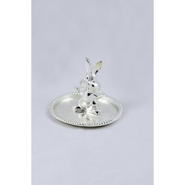 Rings holder - rabbit