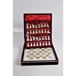 Сувенир шахматы из оникса