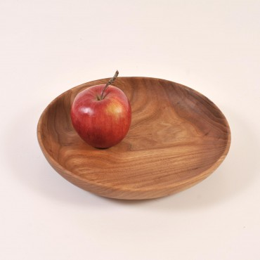 Apvali lėkštė
