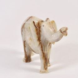Onyx Souvenir elephant