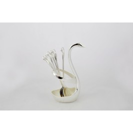 """Swan"" with a teaspoon"