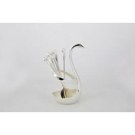 «Лебедь» с кофейными ложками