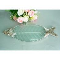 Padėklas - žuvis