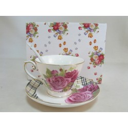 Cup with a saucer, 200ML