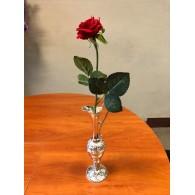 Aksominė Rožė (42cm)