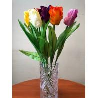 Tulpė iš satino (59cm)