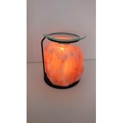 Stovelis aromatinei žvakidei su žvakide