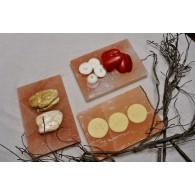 Кирпичи для сауны, отшлифована, из Гималайской соли 30X20X5 см