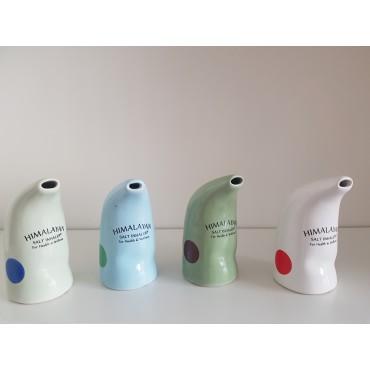 Himalajų druskos vamzdelis (pypkė)-inhaliatorius