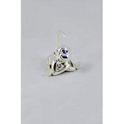 Rings holder - monkey