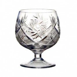 A set of wine glasses 6pcs