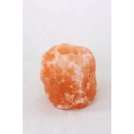 Himalayan salt candlestick 0.7-1 kg