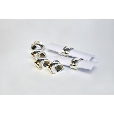 Nakpin rings, 6pcs