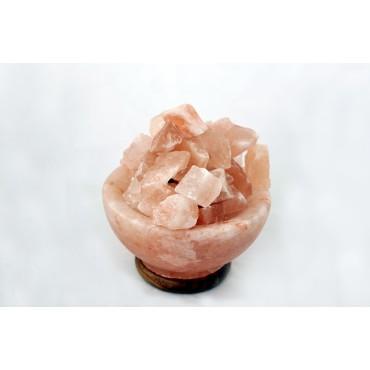 Himalajų druskos žvakidė 0.7-1 kg