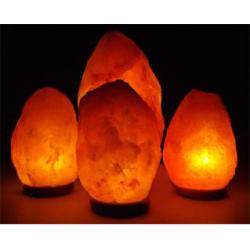 Himalayan salt lamps 7-9 kg